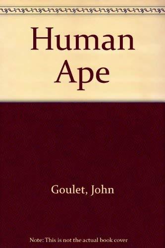 9780426182276: Human Ape