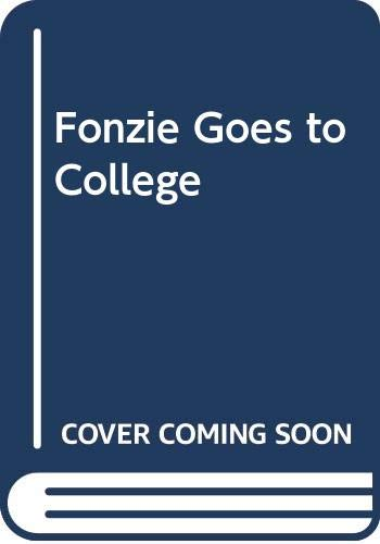 9780426186229: Fonzie Goes to College
