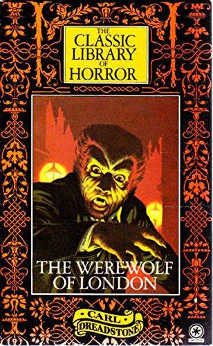 9780426190271: Werewolf of London