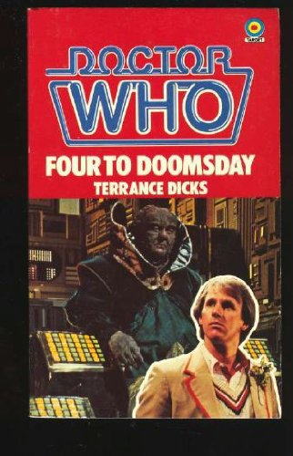 9780426193340: Doctor Who: Four to Doomsday (The Doctor Who Library, Book 77)