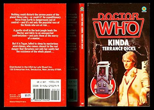 9780426195290: Doctor Who-Kinda (Target Doctor Who Library, 84)