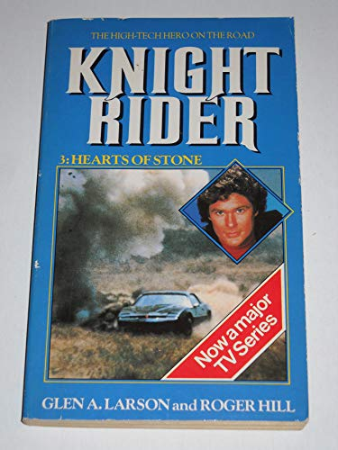 Knight Rider-Hearts of Stone (A Target book): Hill, Roger