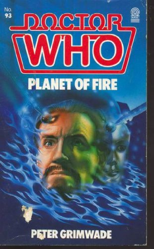 9780426199403: Doctor Who: Planet of Fire