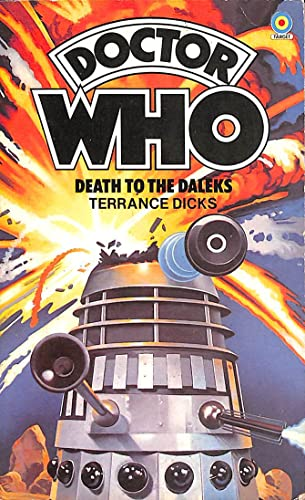 Doctor Who: Death to the Daleks: Dicks, Terrance