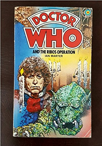 DOCTOR WHO AND THE RIBOS OPERATION: Ian Marter
