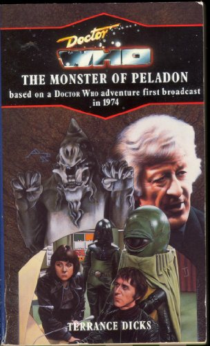 9780426201328: Doctor Who and the Monster of Peladon
