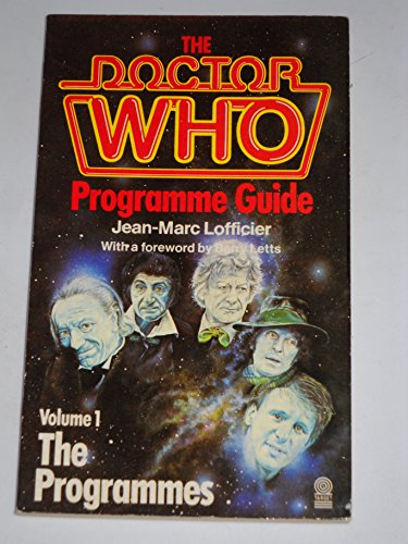 9780426201397: Doctor Who Programme Guide: 1