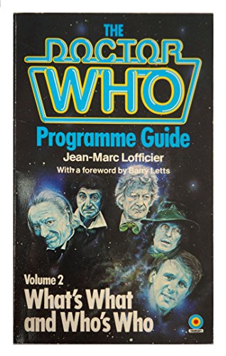 9780426201427: Doctor Who Programme Guide: 2