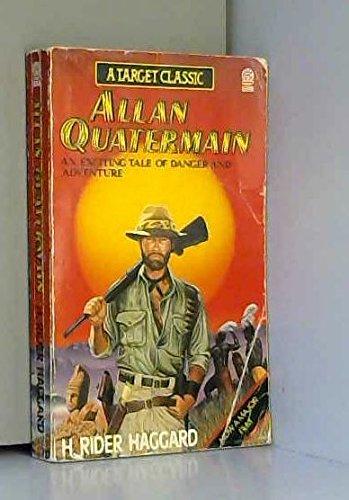 9780426202370: Allan Quatermain (A Target book)