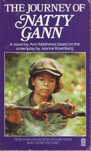 Journey of Natty Gann (A Target book): Matthews, Anne