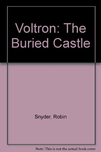 9780426202455: Voltron: The Buried Castle v. 2