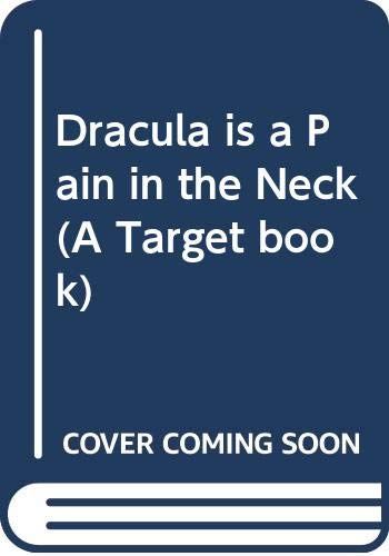 9780426202493: Dracula Is a Pain in the Neck (A Target Book)