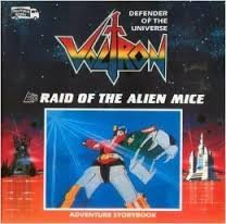 9780426202554: Voltron: Raid of the Alien Mice v. 3