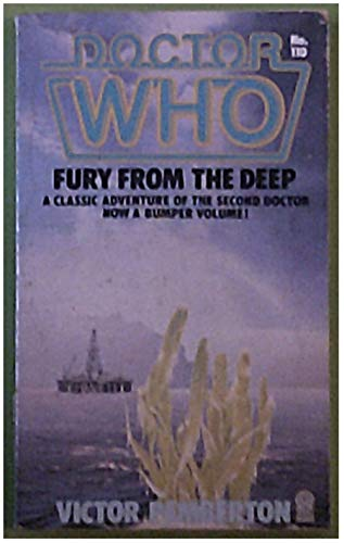 9780426202592: Doctor Who: Fury from the Deep (Doctor Who Library)
