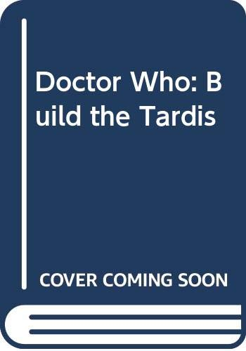 9780426203230: Doctor Who: Build the Tardis