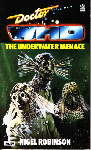 9780426203261: Doctor Who: Underwater Menace