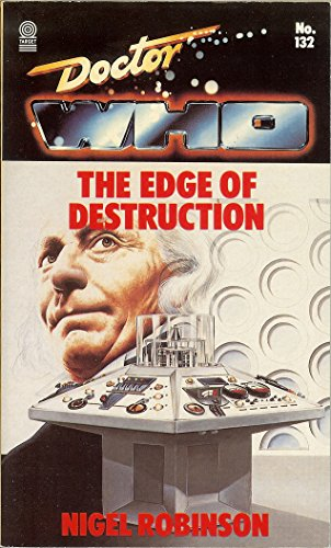 9780426203278: Doctor Who: The Edge of Destruction