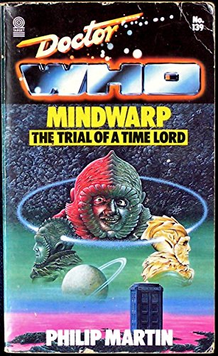 9780426203353: Doctor Who: Trial of a Time Lord : Mindwarp (Target Doctor Who Library)