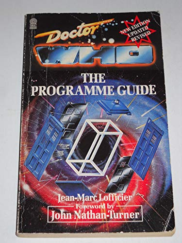9780426203421: The Doctor Who: Programme Guide (v. 1)