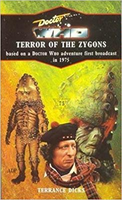 9780426203919: Doctor Who-Terror of the Zygons
