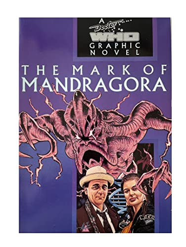The Mark of Mandragora (A Doctor Who Graphic Novel): Credited, Various Authors