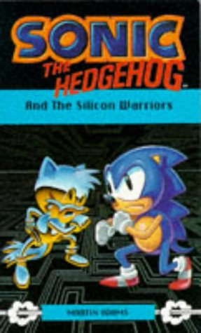 9780426204039: Sonic the Hedgehog and the Silicon Warriors