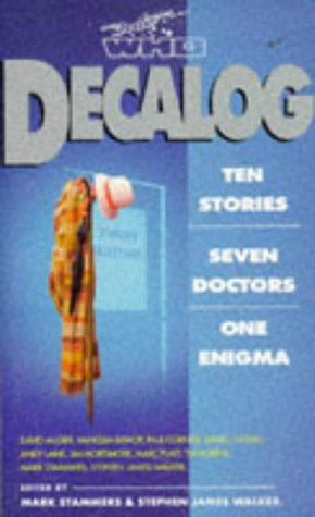 9780426204114: Decalog: Ten Stories, Seven Doctors, One Enigma (Doctor Who)