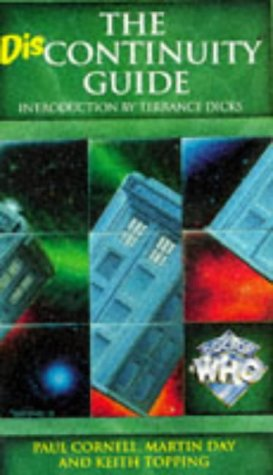 Discontinuity Guide: Paul Cornell