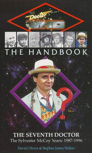"""Doctor Who"""""""": The Handbook - The Seventh Doctor (Dr Who)"""