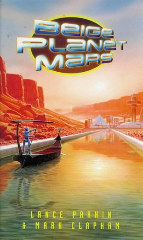 9780426205296: Beige Planet Mars (New Adventures)