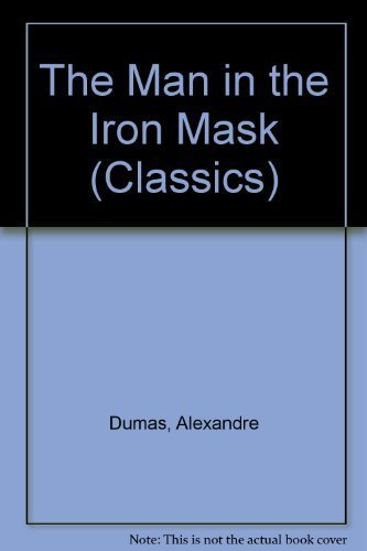 9780430000870: The Man in the Iron Mask (Classics)