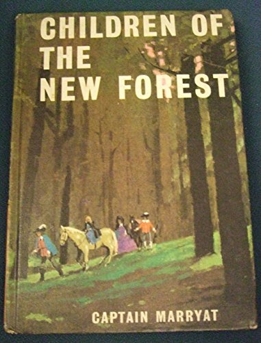 9780430000917: Children of the New Forest (Class)