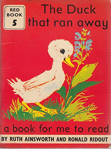 9780430001396: Book for Me to Read: Duck That Ran Away: Red Series