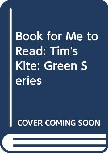 9780430001495: Book for Me to Read: Tim's Kite: Green Series