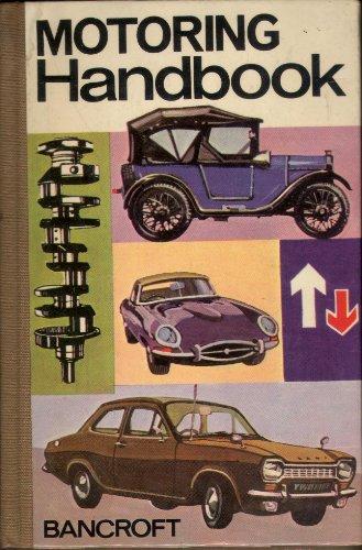 9780430003550: Motoring handbook (Bancroft handbooks)