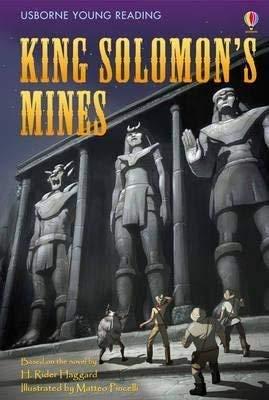 King Solomon's Mines: Haggard, H Rider
