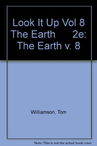 9780431000084: Look It Up: The Earth v. 8 (Look It Up)