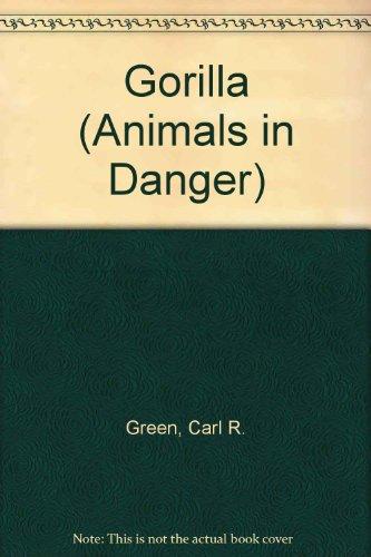 9780431001265: Animals in Danger: Mountain Gorilla (Cased)