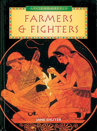 9780431004990: History Topic Books: The Ancient Greeks Farmers and Fighters Paperback (Primary History Topic Books)
