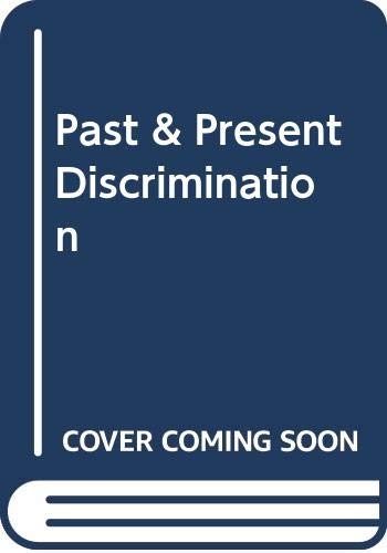 9780431006673: Discrimination (Past & Present)