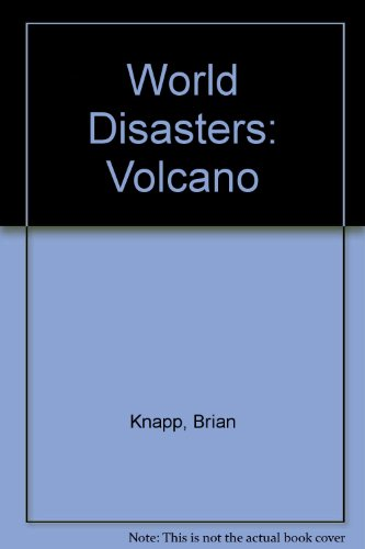 9780431007250: World Disasters: Volcano