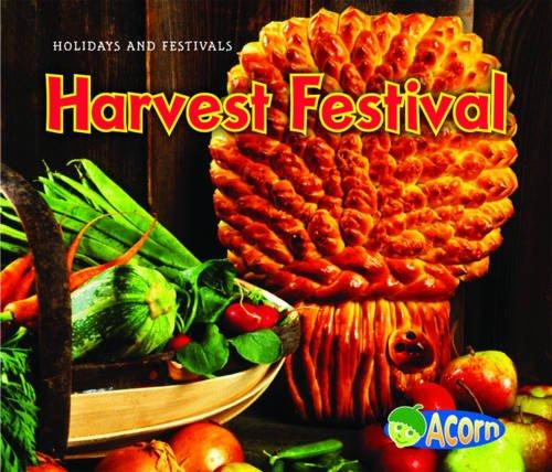 9780431007311: Harvest Festival (Acorn: Holidays and Festivals)