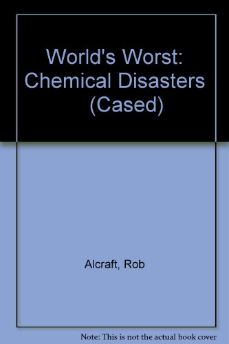 9780431012858: Chemical Disasters