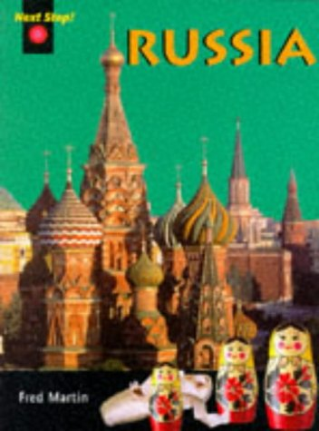 Next Stop Russia (Cased) (0431013551) by Fred Martin