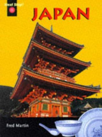 9780431013572: Next Stop Japan (Cased)