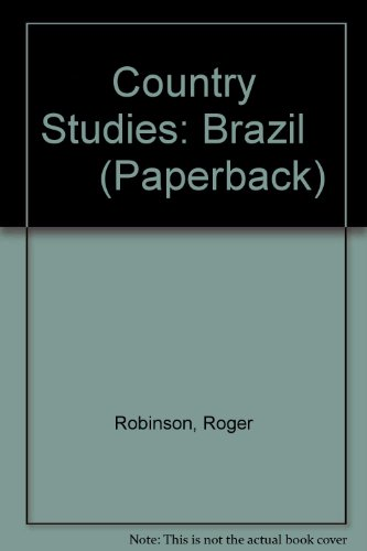 9780431014050: Country Studies: Brazil (Paperback)