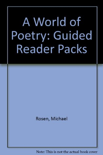 9780431015927: A World of Poetry: Guided Reader Packs