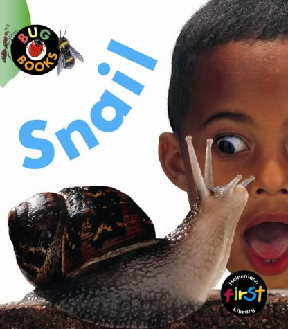 9780431016818: Bug Books: Snail Paperback