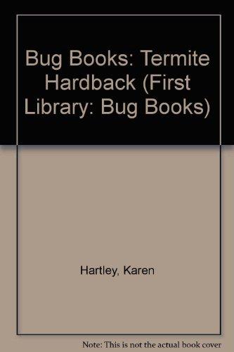 9780431016849: Bug Books: Termite Hardback