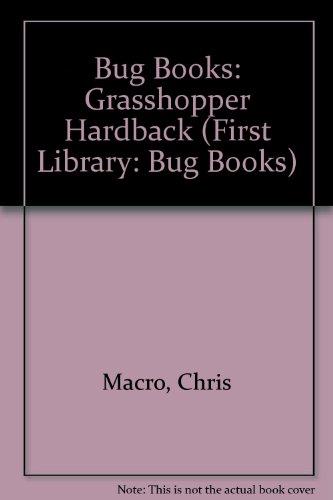9780431016900: Bug Books: Grasshopper Hardback
